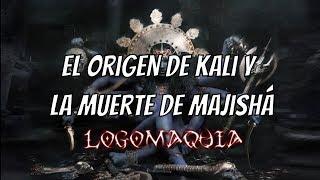 El origen de 👹KALI 👹y el asesinato del DEMONIO MAJISHÁ