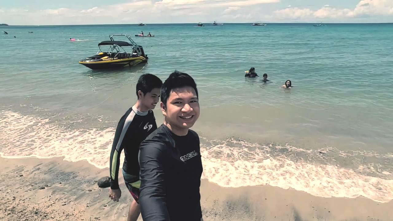 2016 Summer Road Trip to Laiya San Juan Batangas Kabayan Beach