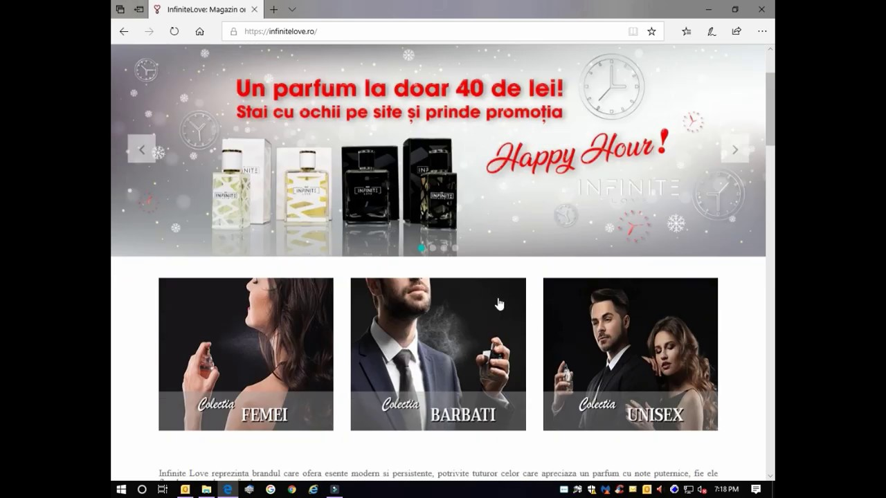 Parfumuri Infinite Lovecu Un Simplu Share Primesti Un Discount