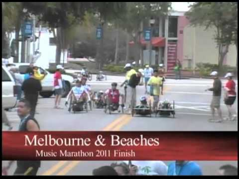 The Melbourne & Beaches Music Marathon 2011
