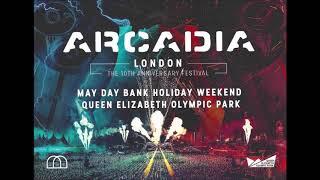 Loadstar B2B DC Breaks B2B Mind Vortex at Arcadia London 10th Anniv...