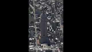 3D Flyover New York - Havadan New York gezintisi