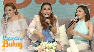Magandang Buhay: Jaya, Jona and K sing