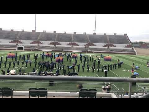 """Mansfield Summit High School Marching Band 2019-2020 """"The Last Ones"""""""