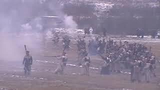 The 1812 Battle of Berezina [reconstruction 2018]