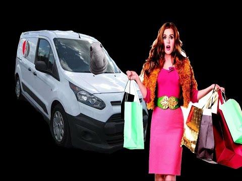 Выбираю машину для бизнеса - Appliance Repair Vehicle - Commercial Van for technician