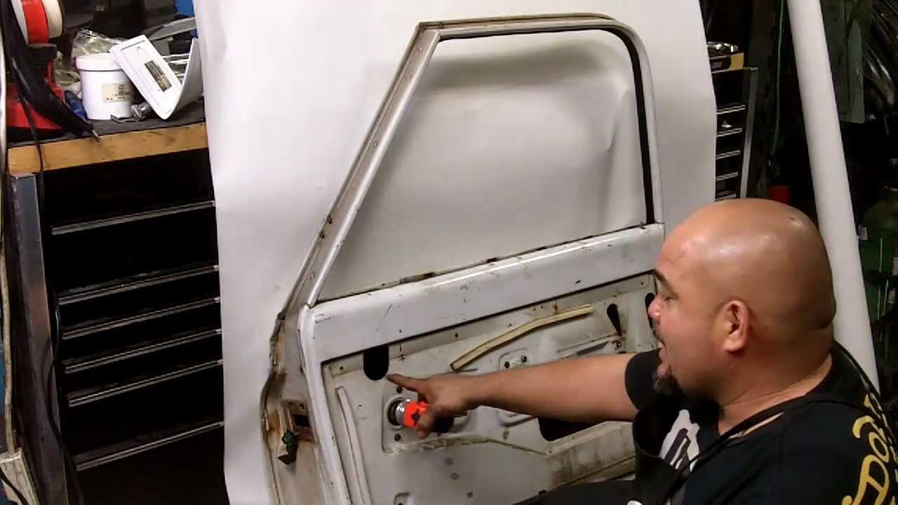 Chevy Trucks Com >> Step 4: 1967-72 Chevy C-101pc Door Glass Conversion Kit - YouTube