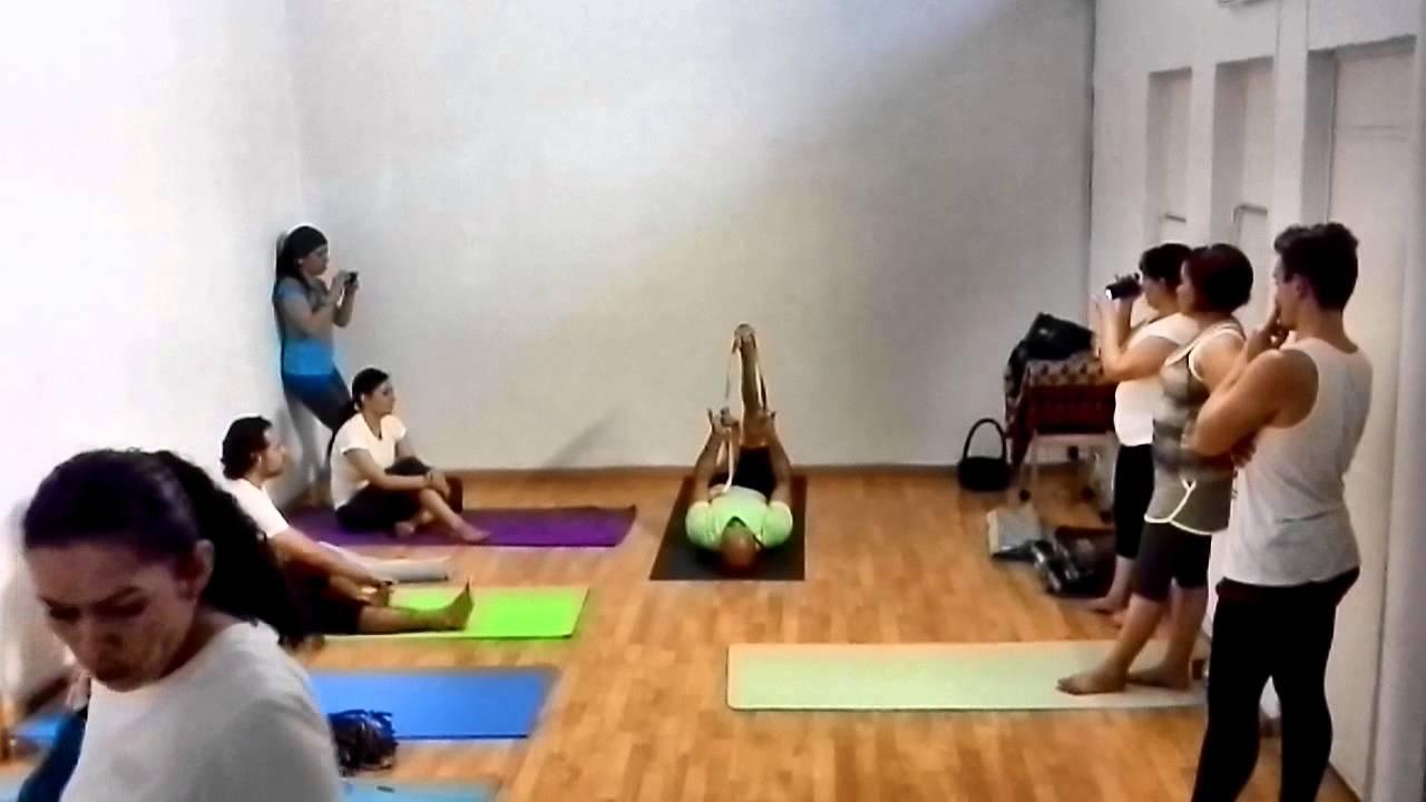 academia de yoga