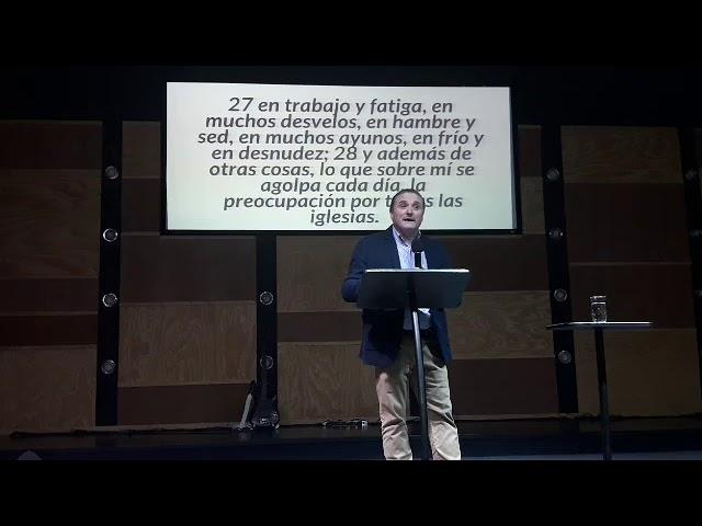 Mirada de análisis ante la adversidad. - Pastor Diego Touzet