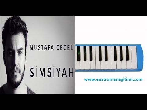 Melodika Eğitimi - Mustafa Ceceli Simsiyah Melodika