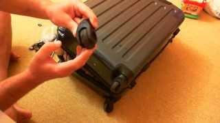 Немецкий чемодан Hauptstadtkoffer