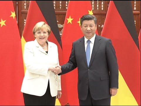China, Germany to Work Together to Ensure Successful G20 Hamburg Summit