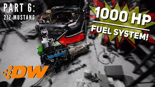 pt-6-2jz-2015-ford-mustang-build-1000hp-fuel-system