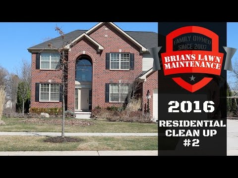 2016 Residential Clean Up #2