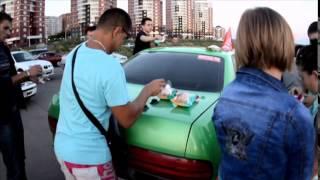 Сколько нужно салфеток, чтобы помыть машину?(Иркутск, 06.08.14., 2014-09-13T05:46:51.000Z)