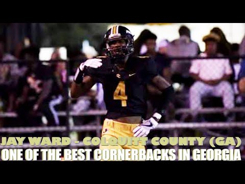 Colquitt County's Jay Ward is one of Georgia' best