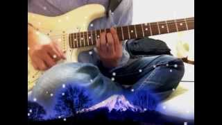 Walk Out To Winter / Aztec Camera ( guitar cover)
