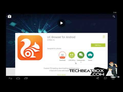 how to download videos on aloha browser