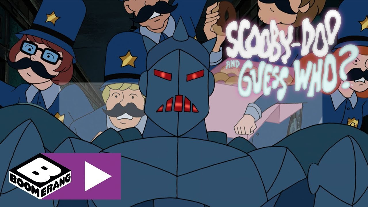 Scooby Doo And Guess Who Ghost Knight Boomerang Uk Youtube