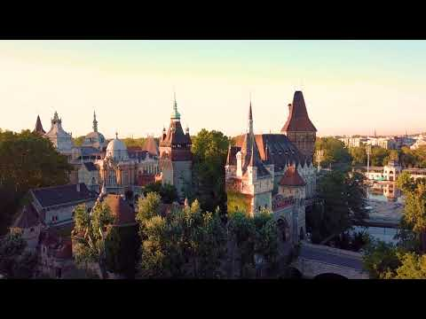 Vajdahunyad Castle - Vajdahunyad vára 4K