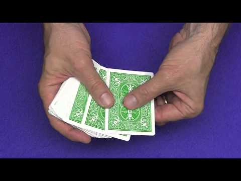 Another Cool Beginner Card Trick Revealed
