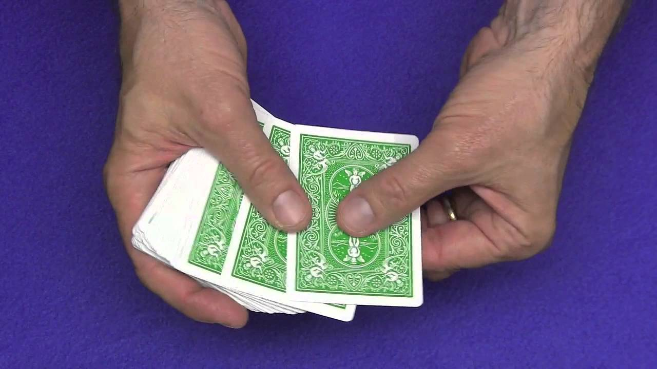 another cool beginner card trick revealed youtubeanother cool beginner card trick revealed