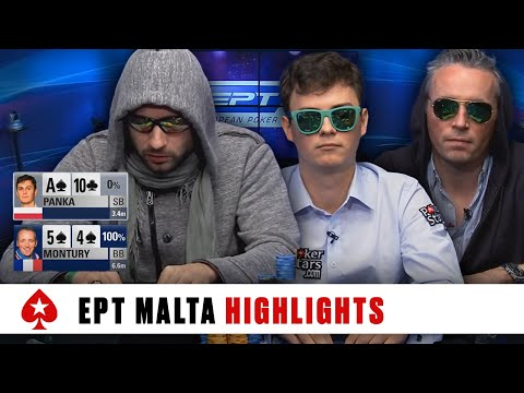 EPT 11 Malta 2015 - Final Table Show | PokerStars