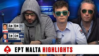 Repeat youtube video EPT 11 Malta 2015 - Final Table Show | PokerStars