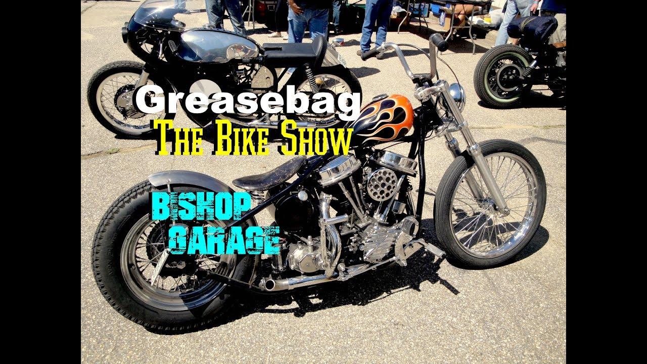 Greasebag - The Bike Show - YouTube