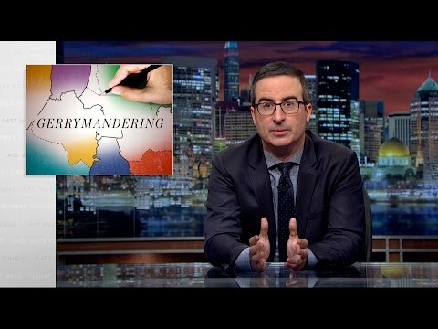 Gerrymandering: Last Week Tonight with John Oliver (HBO)