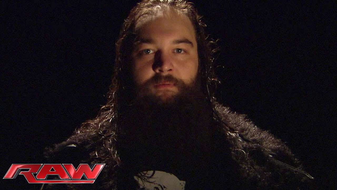 Bray Wyatt gives a lesson in love Raw, April 13, 2015 YouTube