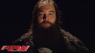 Bray Wyatt gives a lesson in love: Raw, April 13, 2015