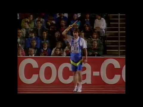 Jan Zelezny - The artist of the javelin throw