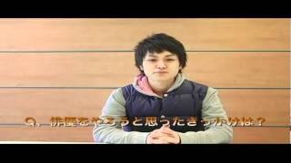 「東京俳優市場2010冬」第三話から樋口稔洋さんインタビュー。