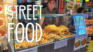 Singapore STREET FOOD Tour | Bugis Street