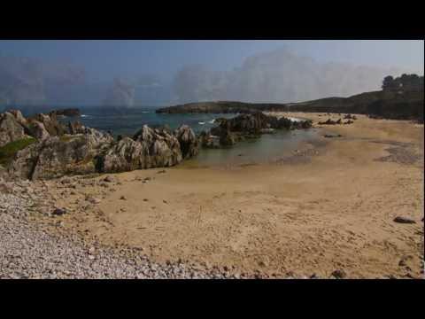 Beaches of Asturias: Toro Beach