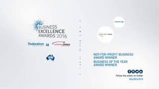 cgu insurance not for profit business award winner