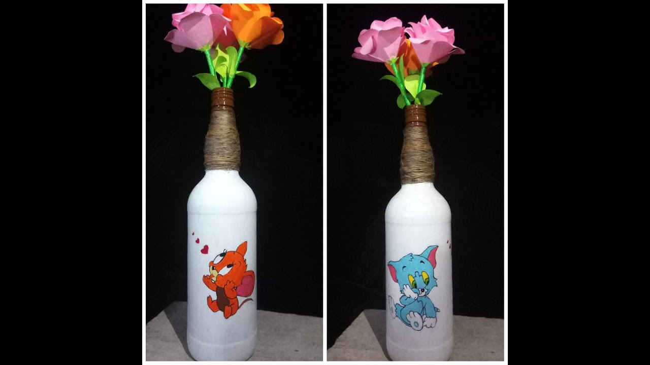 30+ Cartoon Bottle Art Tom And Jerry Pictures