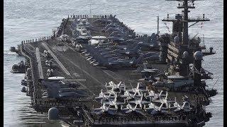 North Korea SURROUNDED: US warships, bombers, missiles & 80,000 soldiers READY