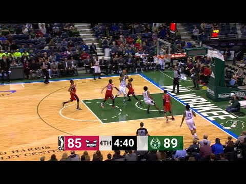 Sterling Brown (25 points) Game Highlights vs. Windy City Bulls