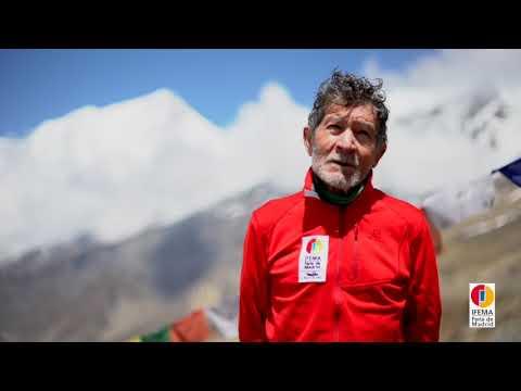 Carlos Soria anuncia el próximo intento a la cima del Dhaulagiri