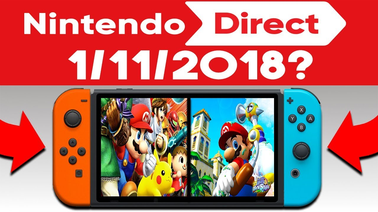 12 huge nintendo switch january 2018 direct predictions nintendo