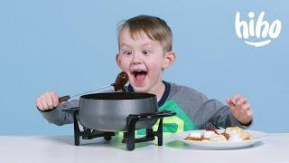 American Kids try Fondue | Ep 21