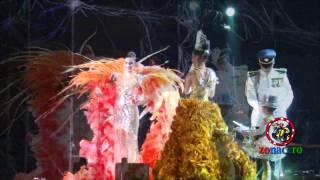 Coronación de la Reina del Carnaval de Barranquilla 2015