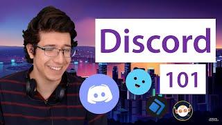 Discord desde CERO (crear un server, canales, bots, etc.)