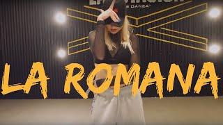 La Romana - Bad Bunny, El Alfa |  Choreography by Juli Failace