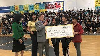 Nữ sinh gốc Việt ở Little Saigon 'bất ngờ' nhận $40,000 học bổng Edison