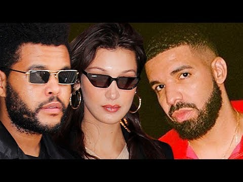 The Weeknd DISSES Drake In New Song For Trying To Go After Bella Hadid During Split! Mp3