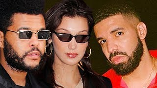 The Weeknd DISSES Drake In New Song For Trying To Go After Bella Hadid During Split!