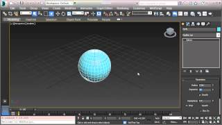 Solar System: 3dsMax Technical Video Part 1